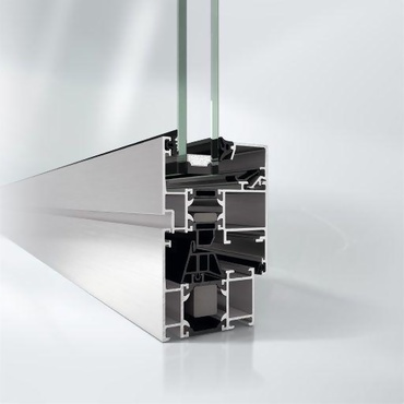 sch co aws 60 fenster aus aluminium aks. Black Bedroom Furniture Sets. Home Design Ideas