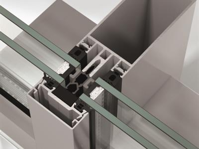 sch co fw 50 hi fassaden aus aluminium aks. Black Bedroom Furniture Sets. Home Design Ideas